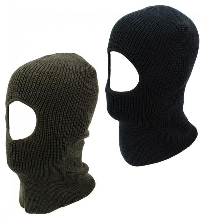 Highlander Open Faced Thinsulate Balaclavas-Highlander-Brodies Angling & Outdoors