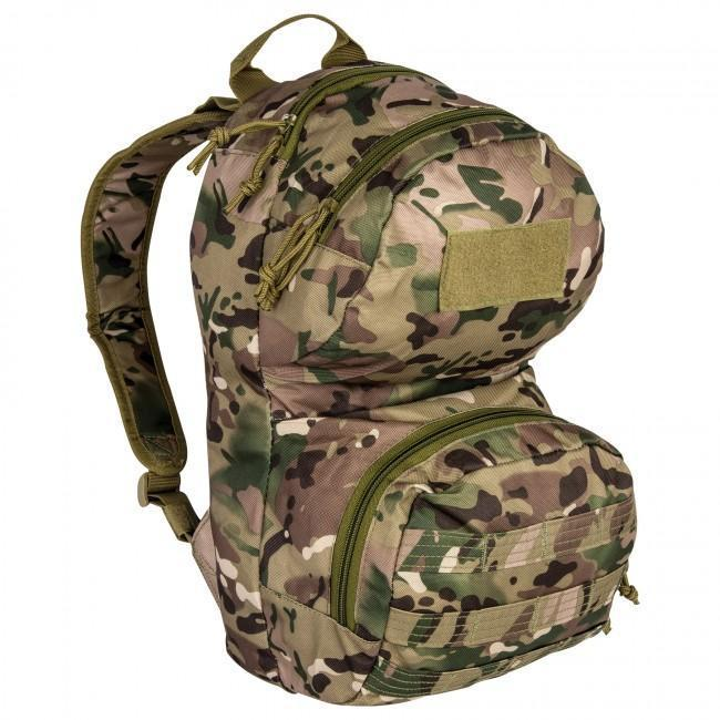 Highlander 'Scout Pack' 12L Army Military Backpack-Highlander-Brodies Angling & Outdoors