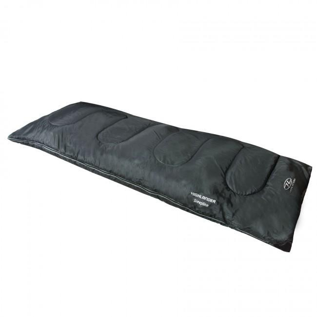 Highlander Sleepline 250 Envelope Sleeping Bag-Highlander-Brodies Angling & Outdoors