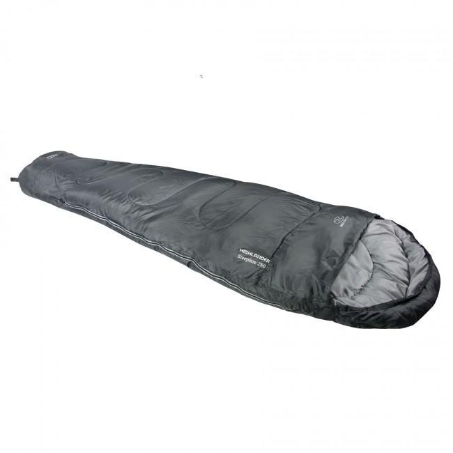 Highlander 'Sleepline' Mummy Sleeping Bag-Highlander-Brodies Angling & Outdoors