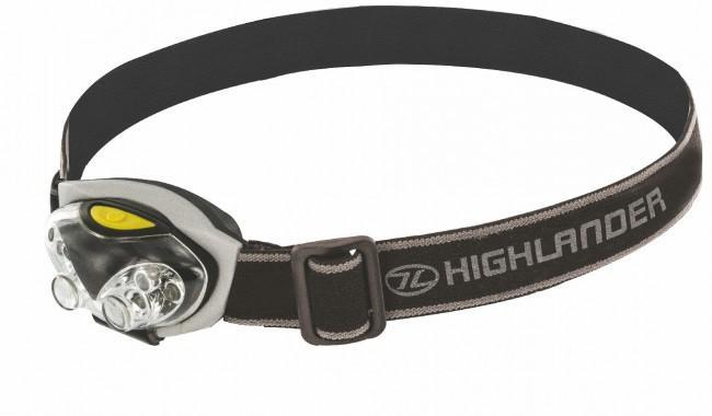 Highlander 'Spark' 4+2 LED Headtorch-Highlander-Brodies Angling & Outdoors