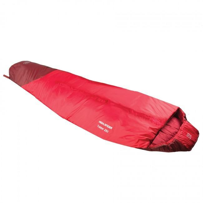 Highlander 'Trekker' Sleeping Bag-Highlander-Brodies Angling & Outdoors