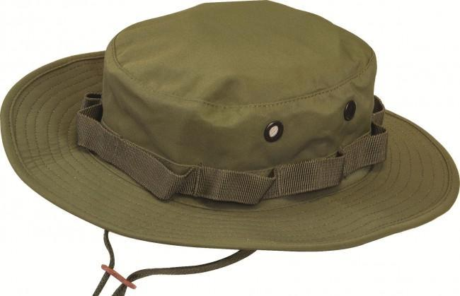 Highlander Tri Laminate Boonie Hat (Olive)-Highlander-Brodies Angling & Outdoors