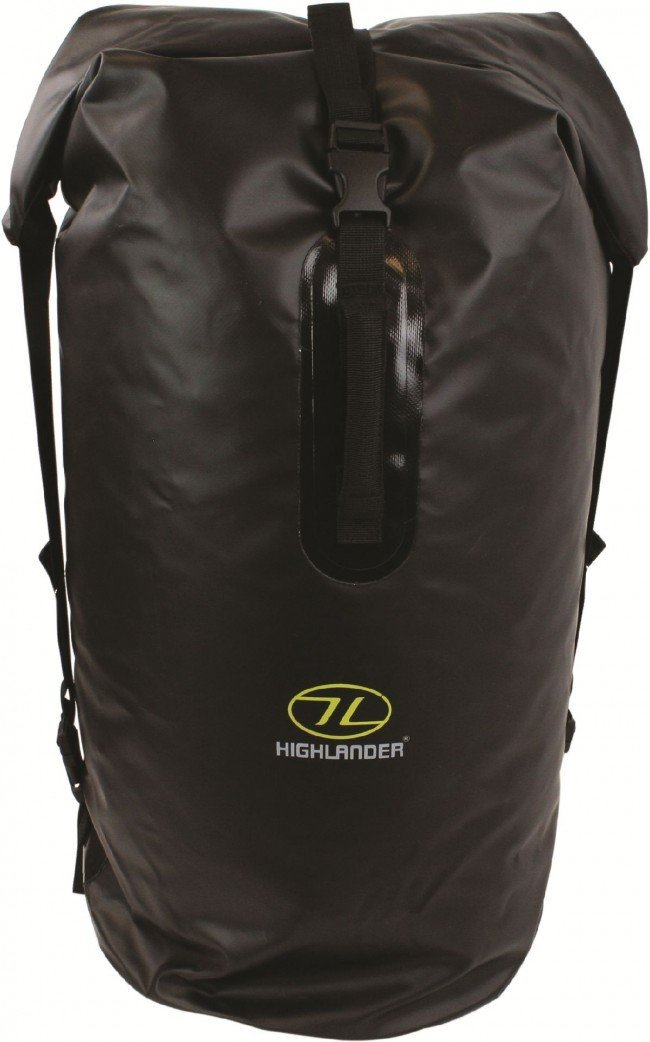 Highlander 'Troon; Tri-Laminate Roll Top 70L Rucksack-Highlander-Brodies Angling & Outdoors