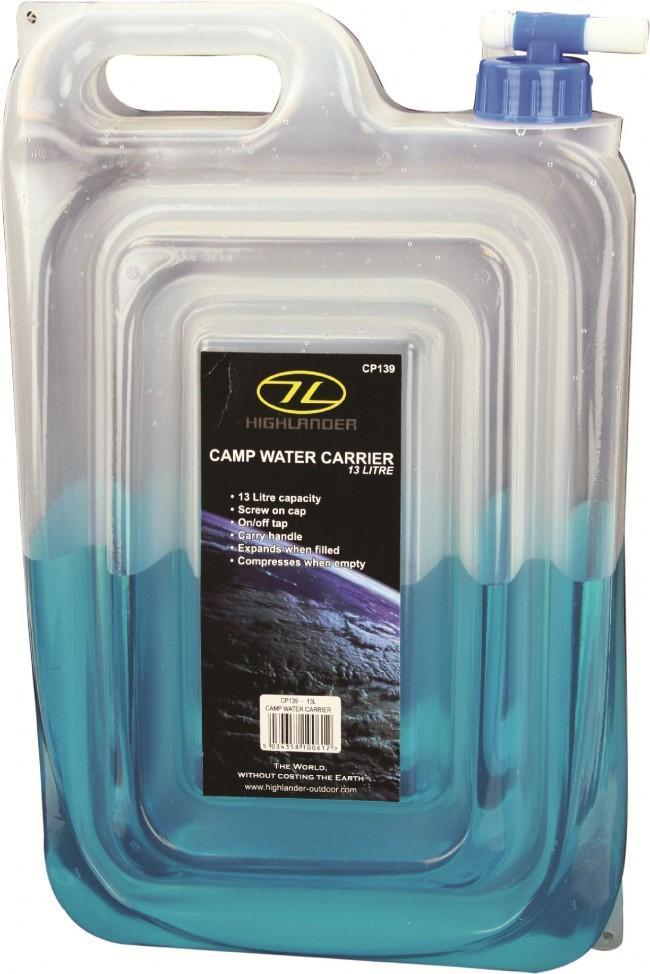 Highlander Water Containers (Walking/Camping/Military)-Highlander-Brodies Angling & Outdoors