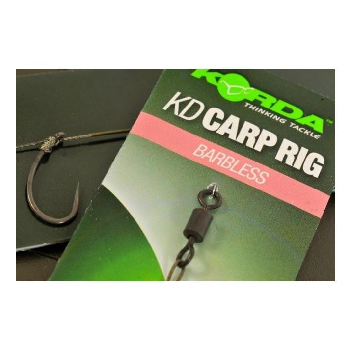 Korda KD Ready Tied Rig-Korda-Brodies Angling & Outdoors