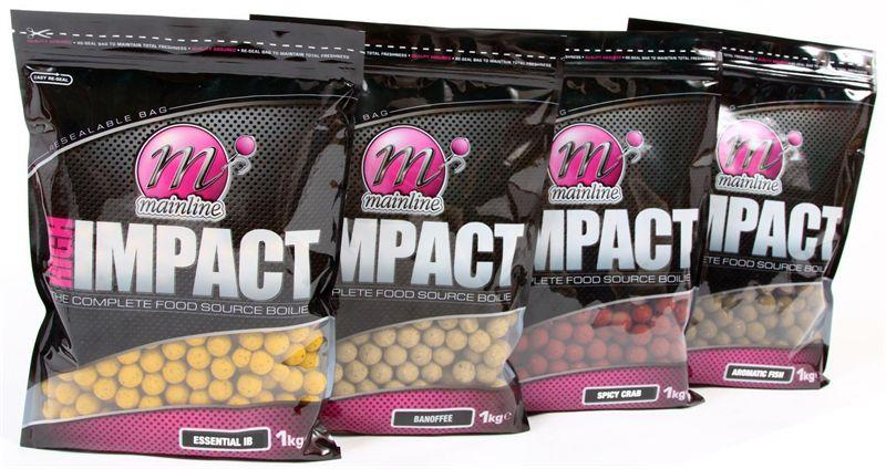 Mainline High Impact Shelf-life Boilies-Mainline-Brodies Angling & Outdoors