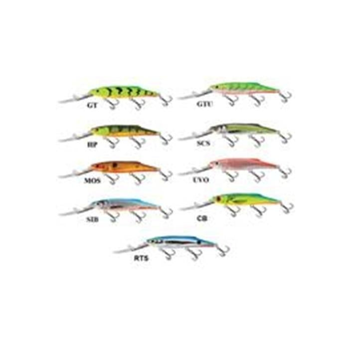 Salmo Freediver Super Deep Runner Lures-Salmo-Brodies Angling & Outdoors