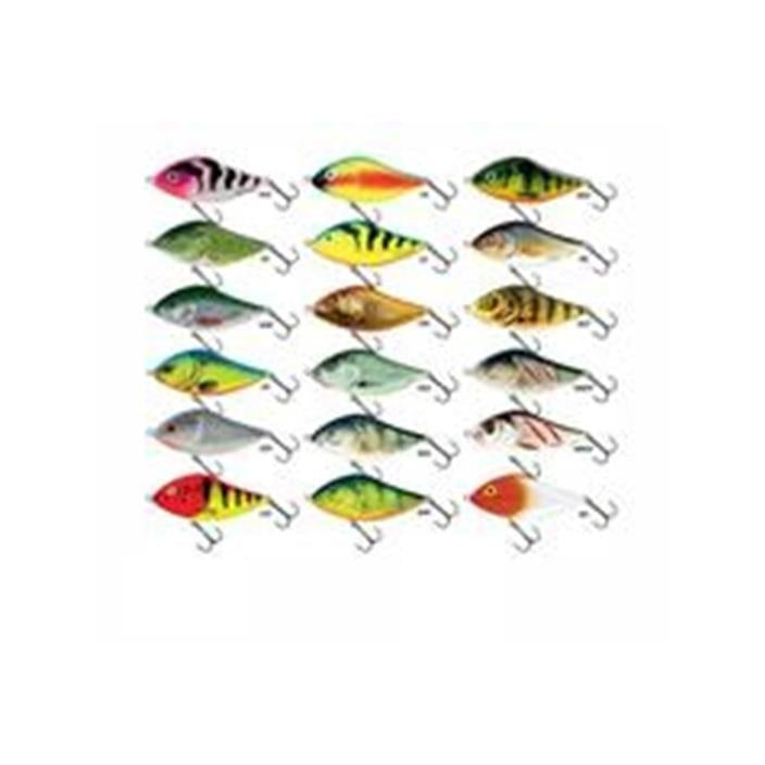 Salmo Slider Floating Lures-Salmo-Brodies Angling & Outdoors