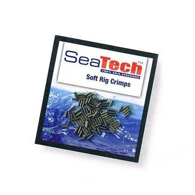 Sea Tech Soft Rig Crimps-Sea Tech-Brodies Angling & Outdoors