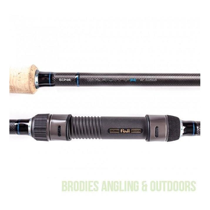 Sonik Gravity X Rods-Sonik-Brodies Angling & Outdoors
