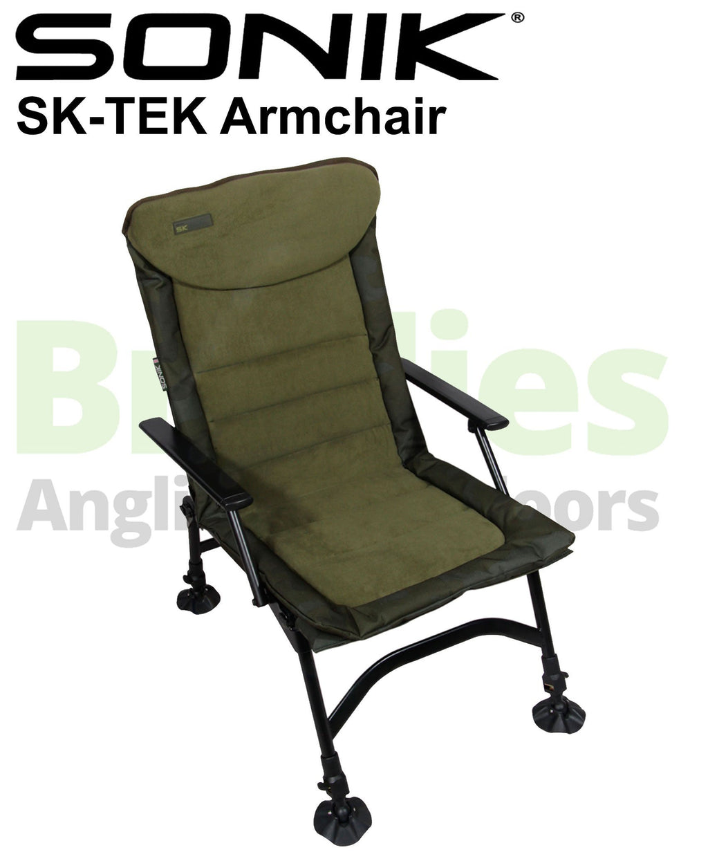 Sonik SK-TEK Armchair-Sonik-Brodies Angling & Outdoors