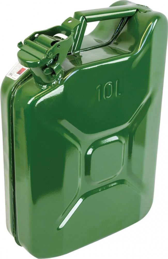 Steel Jerry Can-Highlander-Brodies Angling & Outdoors