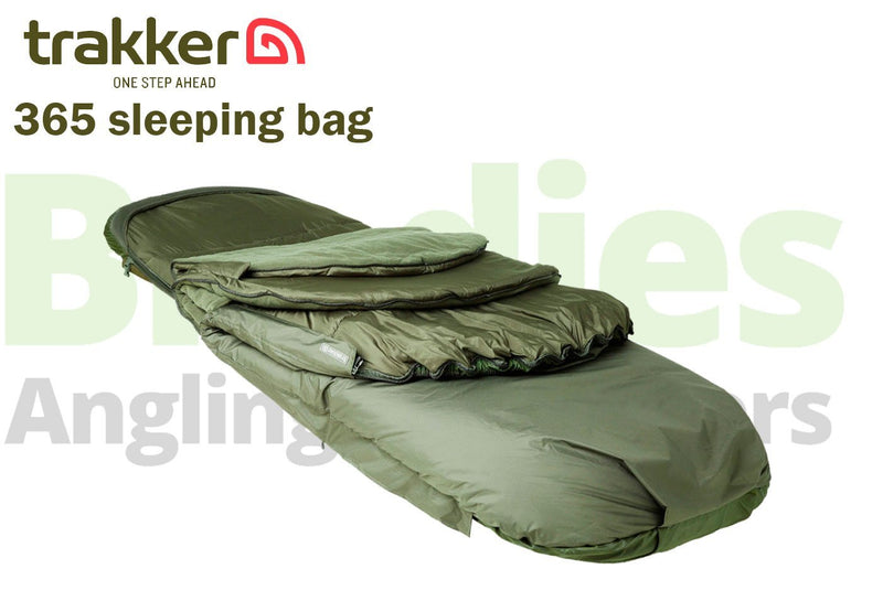 Trakker 365 Sleeping Bag-Trakker-Brodies Angling & Outdoors