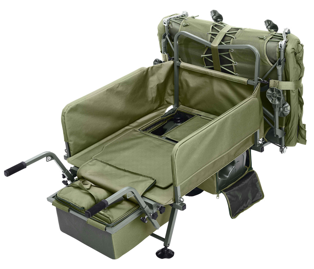 Trakker Access Barrow & Accessories-Trakker-Brodies Angling & Outdoors