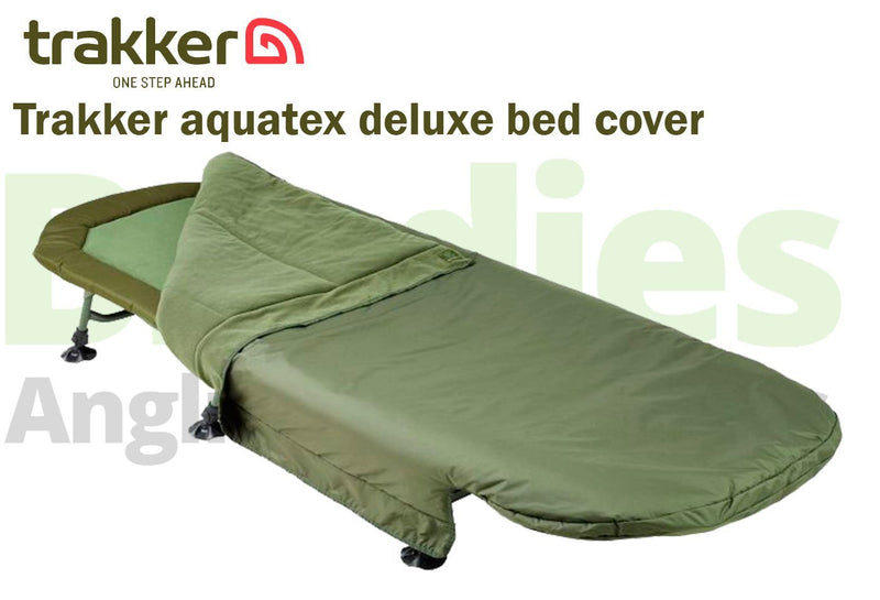Trakker Aquatexx Deluxe Bed Cover-Trakker-Brodies Angling & Outdoors