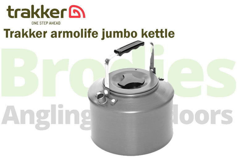 Trakker Armolife Jumbo Kettle-Trakker-Brodies Angling & Outdoors