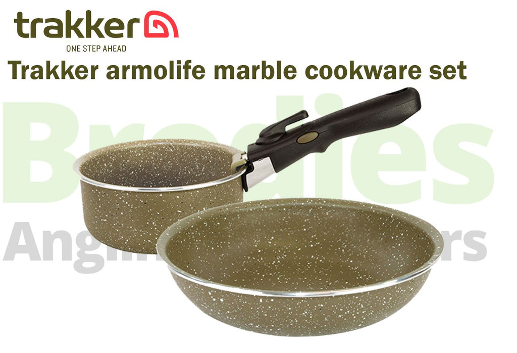Trakker Armolife Marble Cookset-Trakker-Brodies Angling & Outdoors