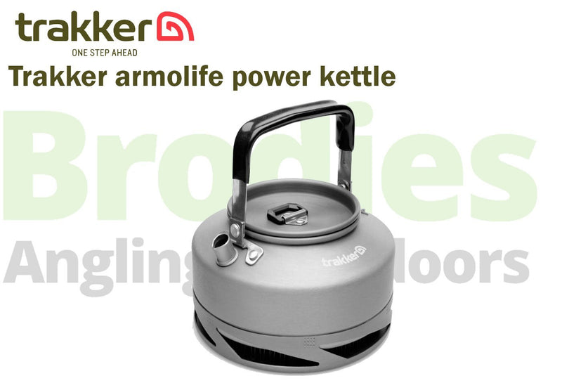 Trakker Armolife Power Kettle-Trakker-Brodies Angling & Outdoors