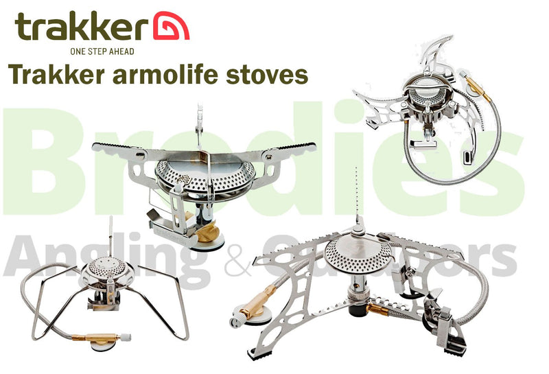 Trakker Armolife Stoves-Trakker-Brodies Angling & Outdoors