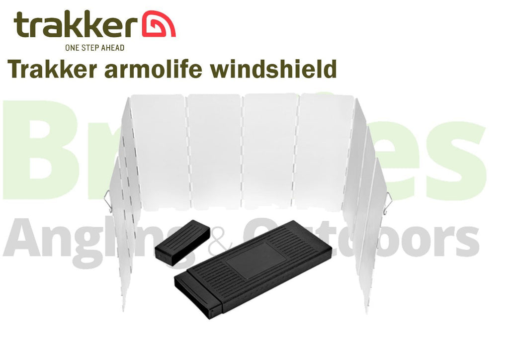 Trakker Armolife Windshield-Trakker-Brodies Angling & Outdoors