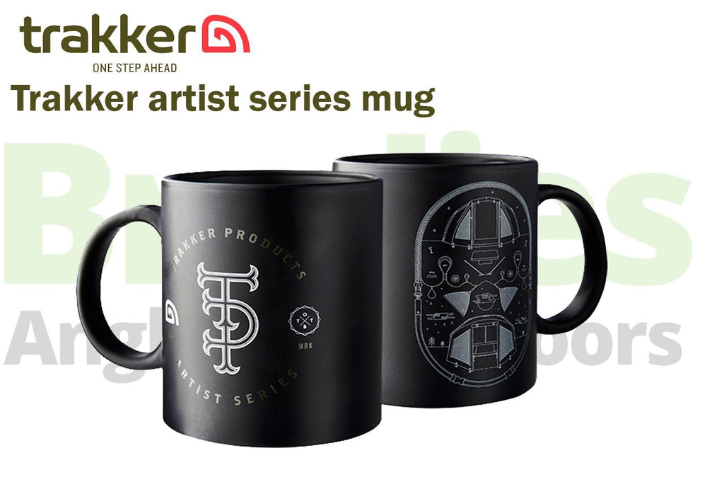 Trakker Artist Series Mug-Trakker-Brodies Angling & Outdoors
