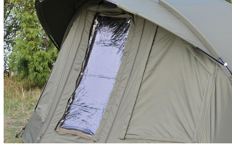 Trakker Clear Bivvy Window-Trakker-Brodies Angling & Outdoors