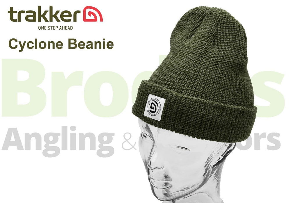 Trakker Cyclone Beanie-Trakker-Brodies Angling & Outdoors