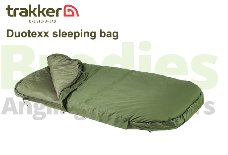 Trakker Duotexx Sleeping Bag-Trakker-Brodies Angling & Outdoors