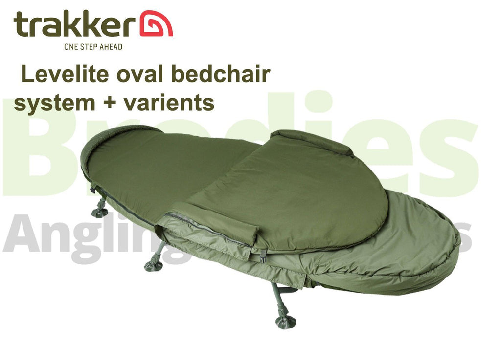 Trakker Levelite Oval Bed Cover-Trakker-Brodies Angling & Outdoors