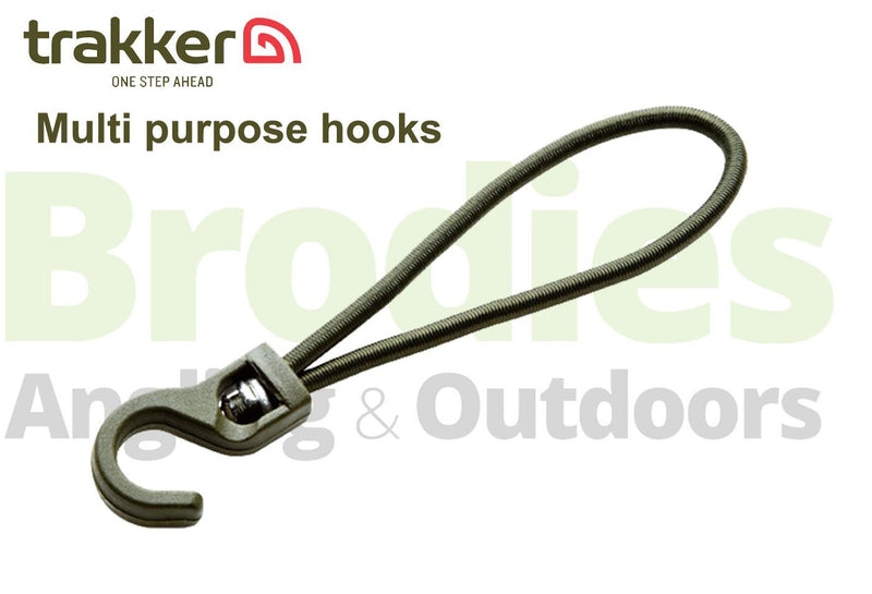 Trakker Multi Purpose Hooks (pair)-Trakker-Brodies Angling & Outdoors