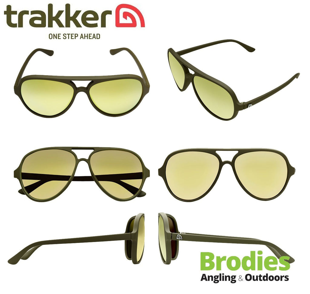 Trakker 'Navigator' Sunglasses-Trakker-Brodies Angling & Outdoors