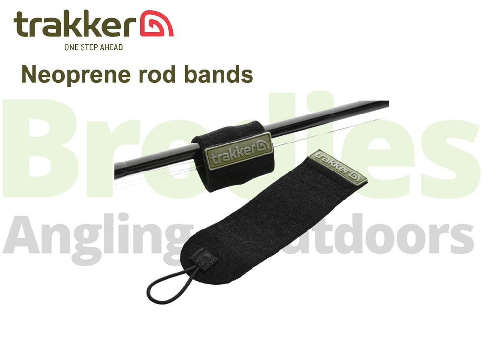 Trakker Neoprene Rod Bands-Trakker-Brodies Angling & Outdoors