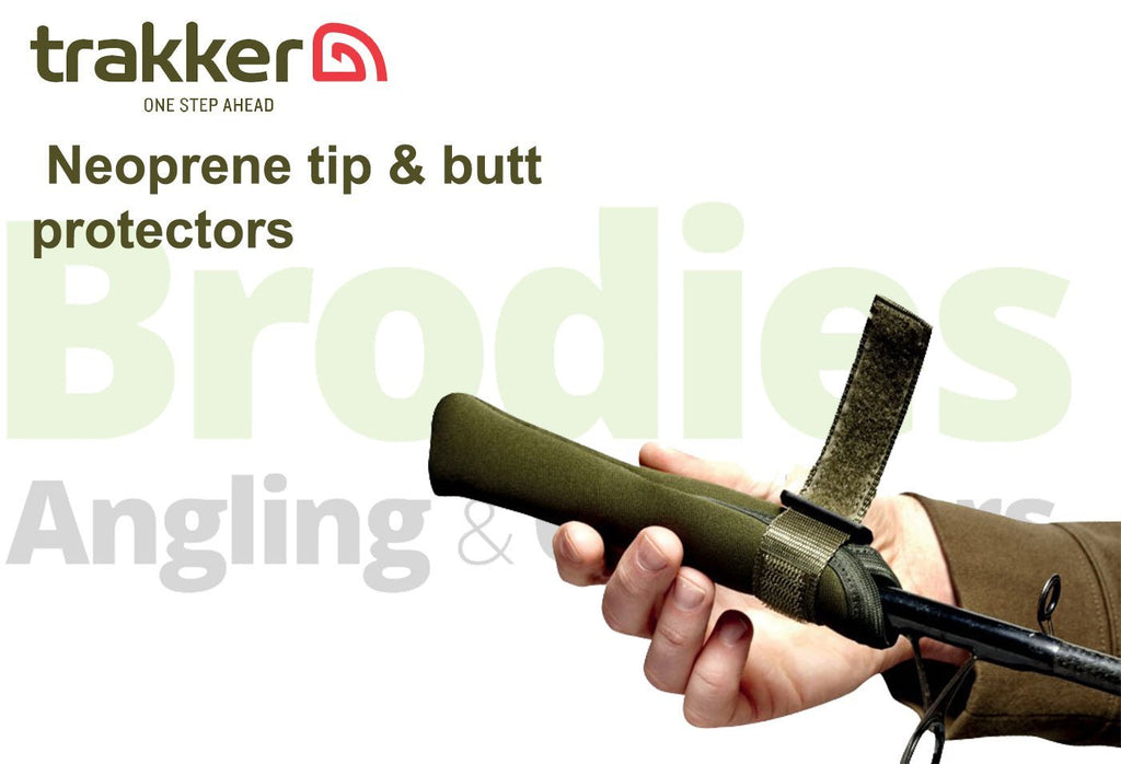 Trakker Neoprene Tip and Butt Protectors-Trakker-Brodies Angling & Outdoors