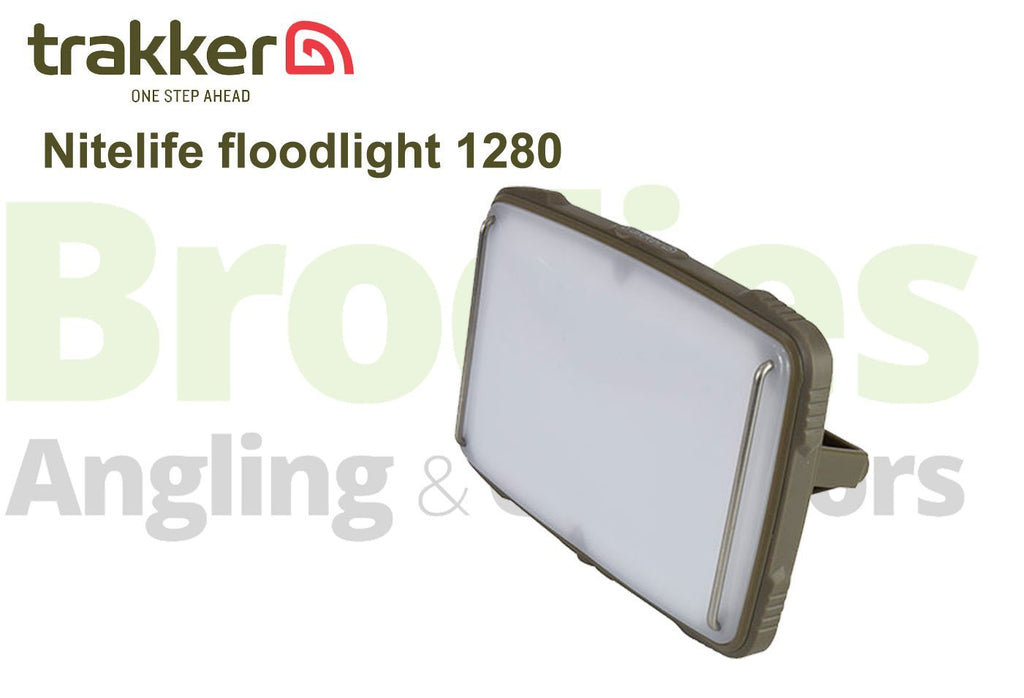 Trakker 'Nitelife' 1280 Lumens Floodlight-Trakker-Brodies Angling & Outdoors