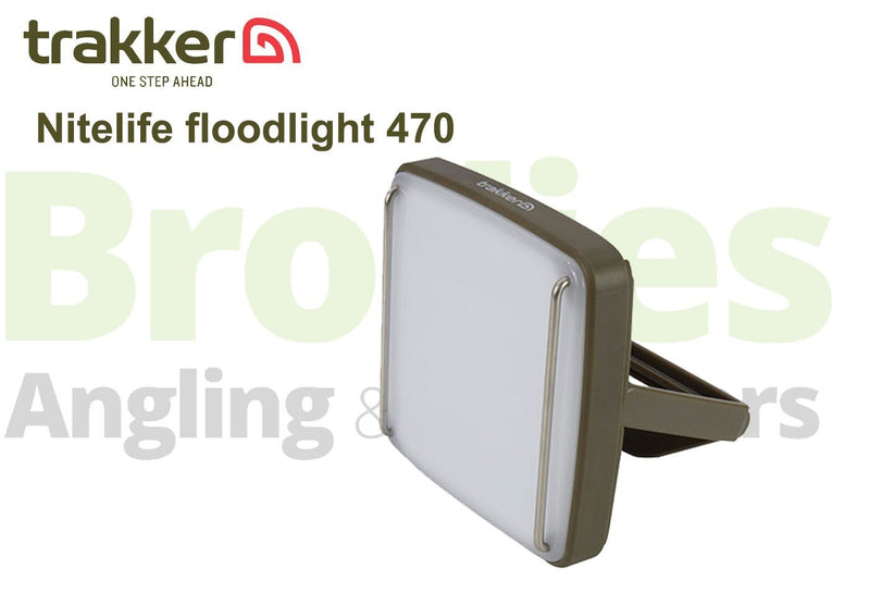 Trakker 'Nitelife' 470 Lumens Floodlight-Trakker-Brodies Angling & Outdoors