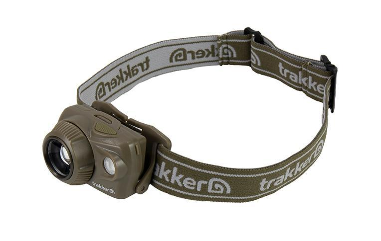 Trakker 'Nitelife' 580 Lumens Zoom-Focus Headtorch-Trakker-Brodies Angling & Outdoors