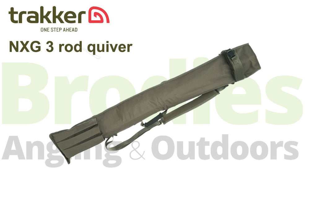 Trakker NXG 3 & 5 Rod Quivers-Trakker-Brodies Angling & Outdoors