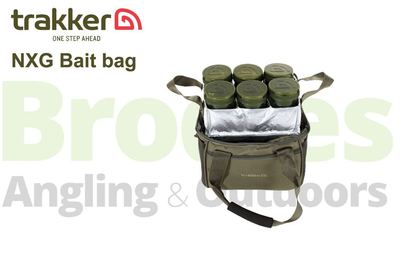 Trakker NXG Bait Bag-Trakker-Brodies Angling & Outdoors