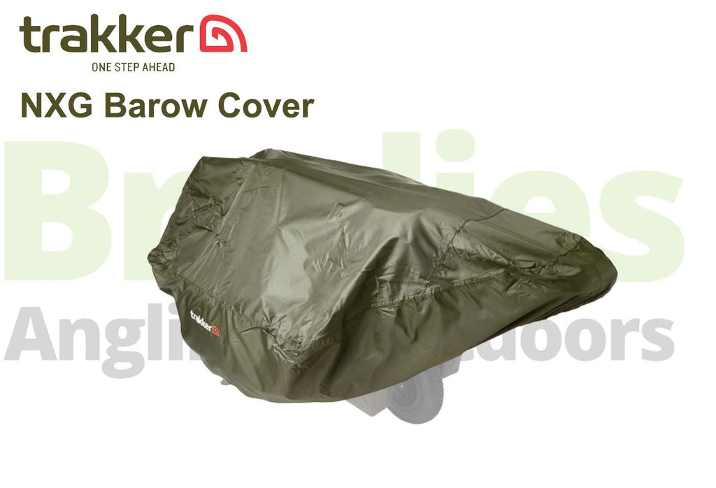 Trakker NXG Barrow Cover-Trakker-Brodies Angling & Outdoors