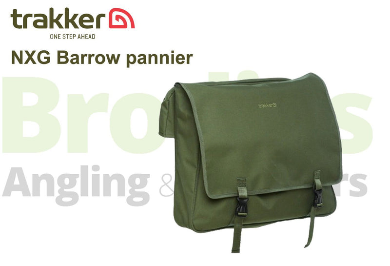 Trakker NXG Barrow Pannier-Trakker-Brodies Angling & Outdoors