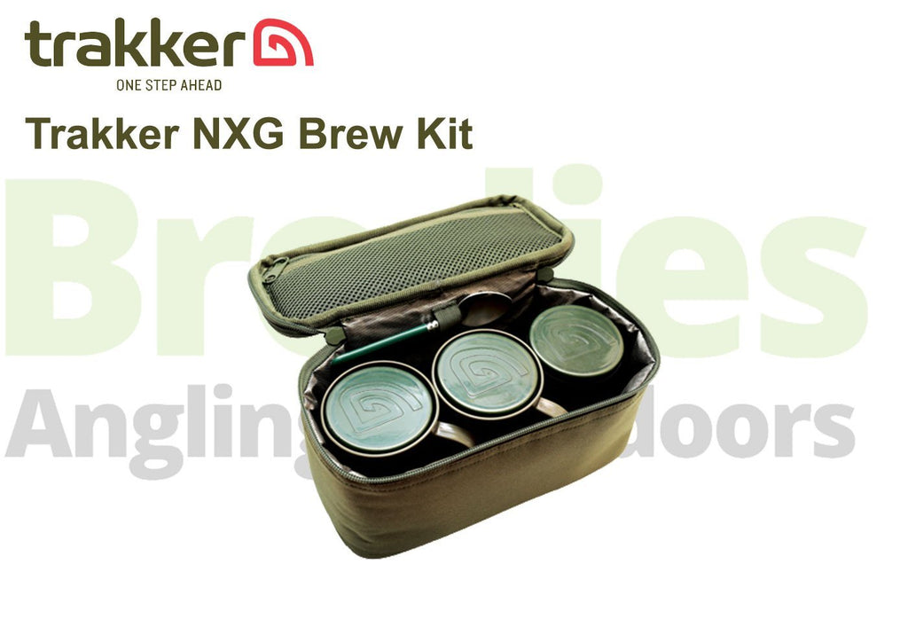 Trakker NXG Brew Kit-Trakker-Brodies Angling & Outdoors