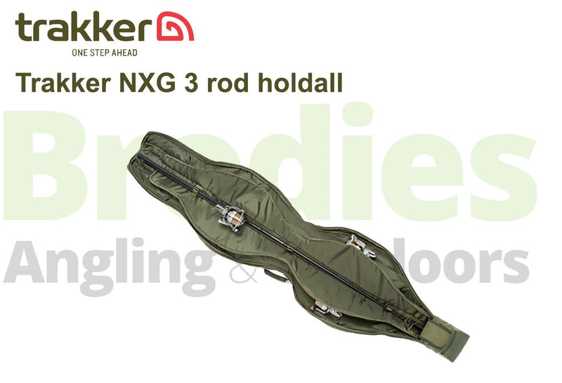 Trakker NXG Compact 3-Rod Sleeve 12 foot-Trakker-Brodies Angling & Outdoors