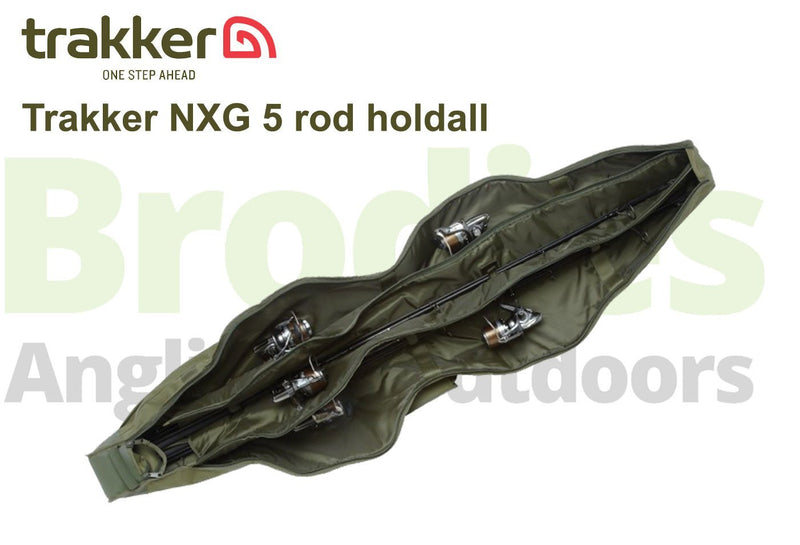 Trakker NXG Compact 5 Rod Sleeve 12 foot-Trakker-Brodies Angling & Outdoors