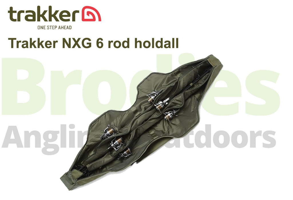 Trakker NXG Compact 6 Rod Sleeve 12 foot-Trakker-Brodies Angling & Outdoors
