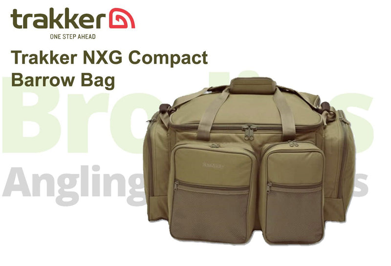 Trakker NXG Compact Barrow Bag-Trakker-Brodies Angling & Outdoors