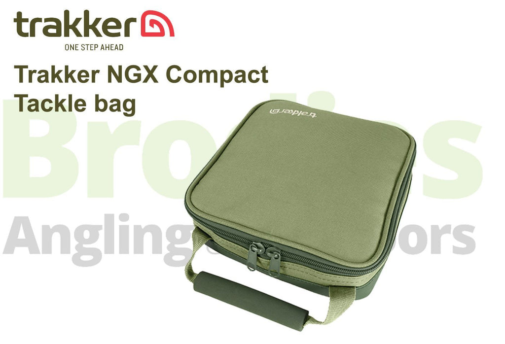 Trakker NXG Compact Tackle Bag-Trakker-Brodies Angling & Outdoors