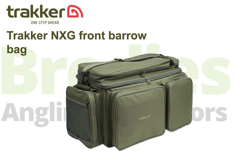 Trakker NXG Front Barrow Bag-Trakker-Brodies Angling & Outdoors