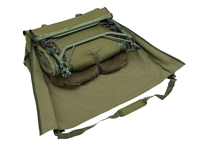Trakker NXG Roll-Up Bed Bag-Trakker-Brodies Angling & Outdoors