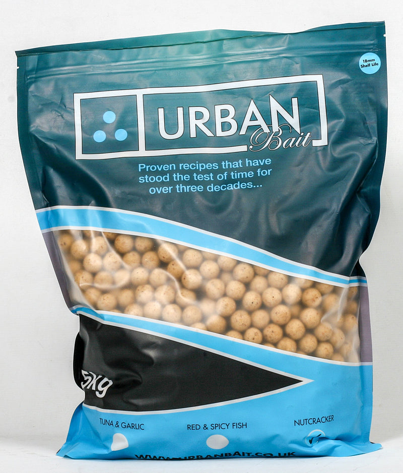 Urban Baits Shelf Life Boilies (5kg / 10kg)-Urban Bait-Brodies Angling & Outdoors